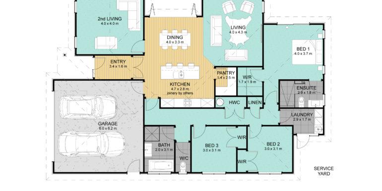 03 Floor Plan _ Layout