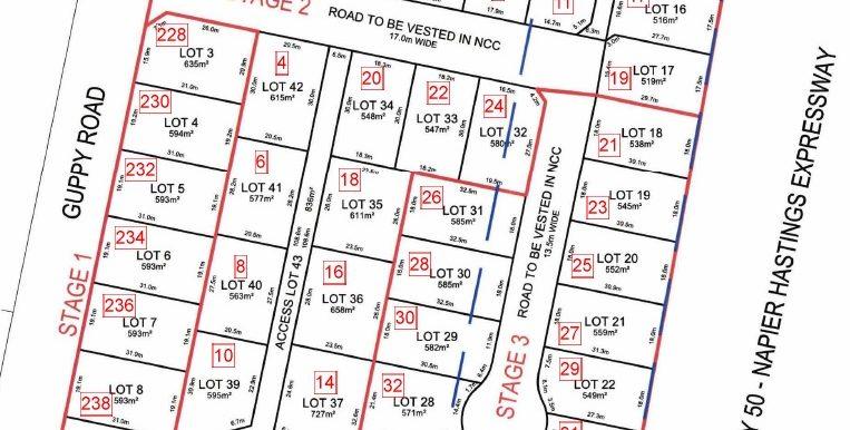 plan subdivision