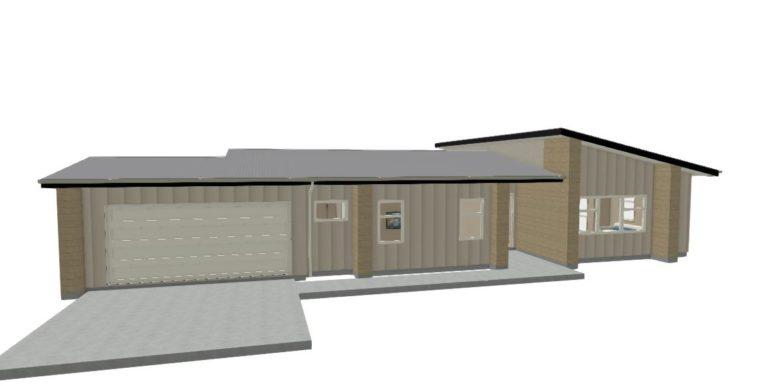 image front garage